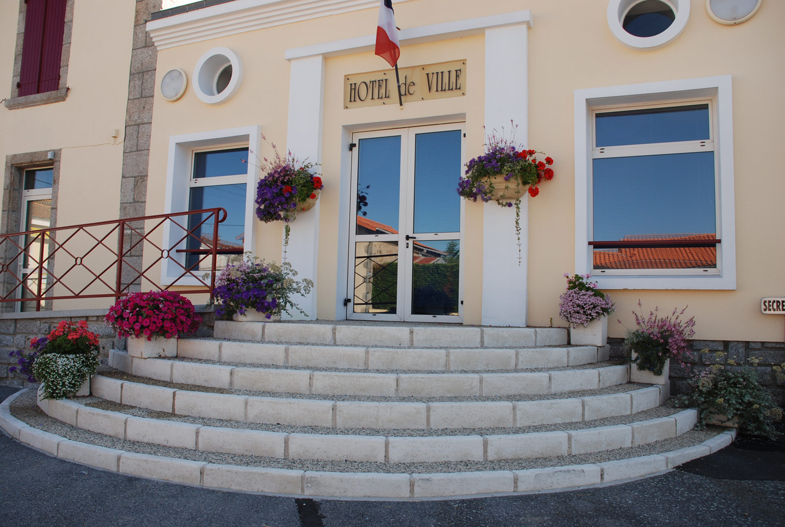 mairie saint aubin le cloud